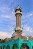 Centrale Moskee in Bishkek Stock Fotografie