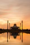 Centrale Moskee Songkhla Stock Afbeeldingen