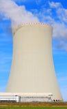 Centrale nucléaire. photo libre de droits