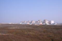 Centrale nucléaire de Gravelines photo stock