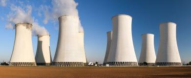 Centrale nucléaire Jaslovske Bohunice - Slovaquie images stock