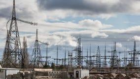 Centrale nucleare del Chernobyl Fotografia Stock Libera da Diritti