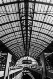 Centrale post in de stad van Antwerpen, België Stock Fotografie