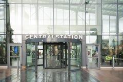 Centrale post Koln, Duitsland in 2013/05 Royalty-vrije Stock Foto's
