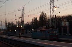 Centrale post Koln, Duitsland in 2013/05 Royalty-vrije Stock Foto