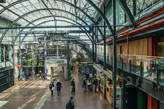 Centrale post Koln, Duitsland in 2013/05 Stock Foto's