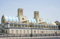 Centrale souk, Sharjah Stock Foto's