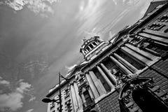 Centrale Strafrechters, Londen royalty-vrije stock afbeelding