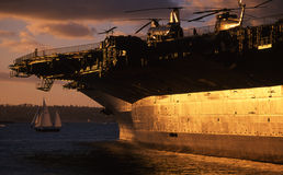 Centrale USS Royalty-vrije Stock Afbeelding