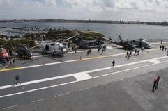 Centrale USS Stock Foto's
