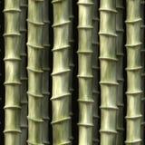 Centrales en bambou illustration libre de droits