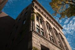 Centrales et architecture photographie stock libre de droits