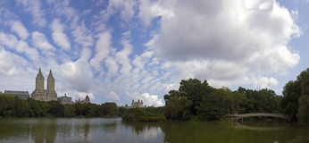 Centrali panoramiczny Parkowy Obraz Stock
