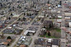 Centralia, πολιτεία της Washington στοκ φωτογραφία με δικαίωμα ελεύθερης χρήσης
