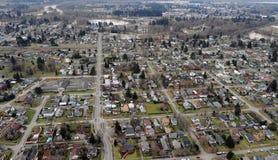 Centralia, de staat van Washington Stock Foto