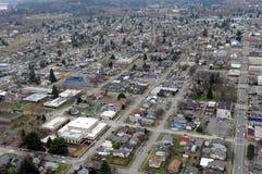 Centralia, de staat van Washington Stock Fotografie