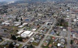 Centralia, de staat van Washington stock afbeeldingen