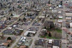 Centralia, Stato del Washington Fotografia Stock Libera da Diritti
