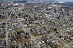 Centralia, Stato del Washington Immagini Stock Libere da Diritti