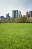 centralne miasto nowy parkowy York Obrazy Royalty Free