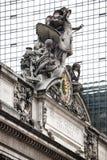 centralne miasto uroczysty nowy śmiertelnie York Fotografia Stock