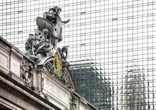 centralne miasto uroczysty nowy śmiertelnie York Obrazy Stock