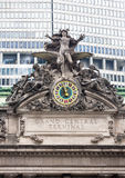 centralne miasto uroczysty nowy śmiertelnie York Obrazy Royalty Free