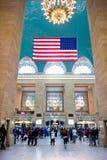 centralne miasto uroczysty nowy York obrazy stock
