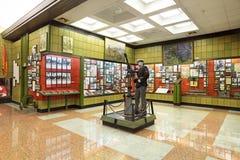 Centralt museum av gränssoldaterna Royaltyfri Fotografi