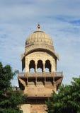 Centralt museum, jaipur. Indien. Arkivfoto