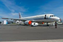 Centre aérospatial allemand DLR - Airbus A320-232 ATRA d'avion Photos libres de droits