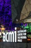 Centre australien pour l'image mobile Photos stock