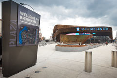 Centre Barclays Photos stock