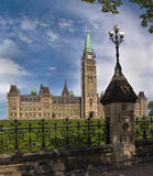 Centre Block Politics Royalty Free Stock Image