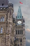 Centre Block Power Royalty Free Stock Image