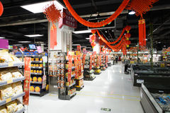 Centre commercial à Shenzhen Image stock