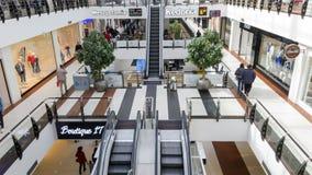 Centre commercial Photographie stock