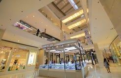 Centre commercial Bukit Bintang Kuala Lumpur Malaysia images libres de droits