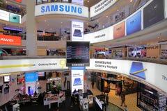 Centre commercial Bukit Bintang Kuala Lumpur Malaysia photographie stock libre de droits