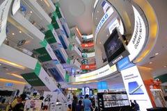Centre commercial Bukit Bintang Kuala Lumpur Malaysia photos stock