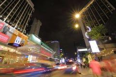 Centre commercial Bukit Bintang Kuala Lumpur Malaysia photos libres de droits
