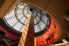 Centre commercial central de Melbourne Images libres de droits