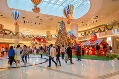 Centre commercial d'éléments Photos stock