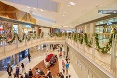 Centre commercial d'éléments Images libres de droits