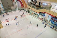 Centre commercial d'éléments Photos libres de droits