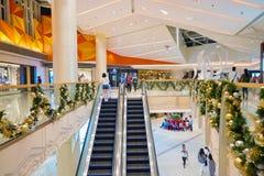 Centre commercial d'éléments Image stock