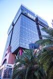 Centre commercial d'Amoreiras à Lisbonne Images stock