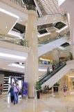 Centre commercial d'ION Orchard Singapour photographie stock
