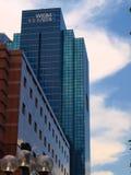 Centre commercial d'oreillettes de Wisma Photos libres de droits