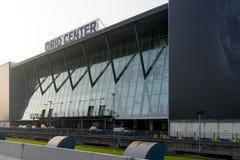 Centre commercial d'Oriocenter ou d'Orio près d'aéroport de Bergame, Italie Photos libres de droits